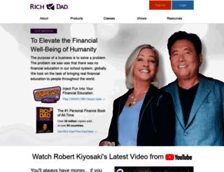 staging.richdad.com screenshot