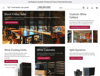staging.vintagecellars.com screenshot