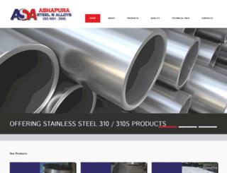 stainlesssteel310.com screenshot