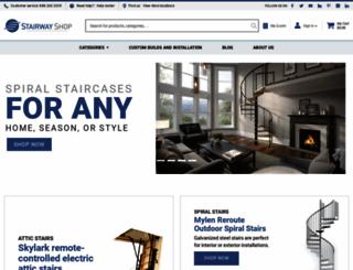stairwayshop.com screenshot