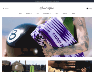stalfred.com screenshot