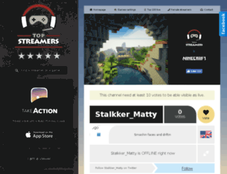 stalkker_matty.topstreamers.com screenshot