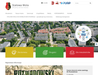 stalowawola.pl screenshot