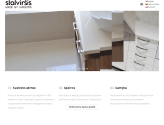 stalvirsis.eu screenshot