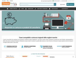 stampaperfetta.it screenshot