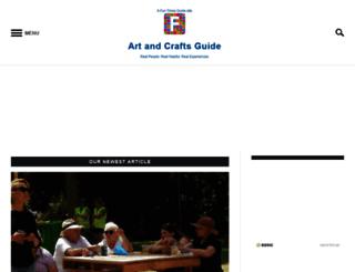stamping.thefuntimesguide.com screenshot