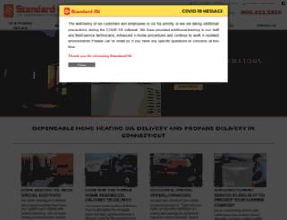 standardoil.com screenshot