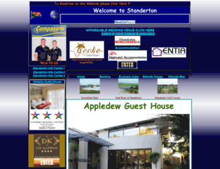 standerton.com screenshot