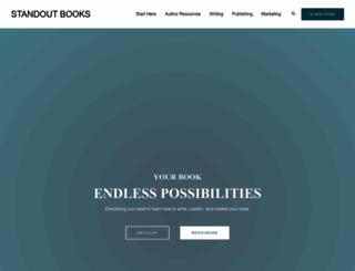 standoutbooks.com screenshot
