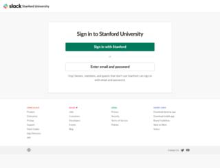 stanford-atl.slack.com screenshot