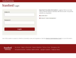 stanforduniversity.qualtrics.com screenshot