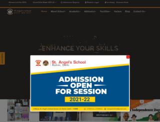 stangelsrohini.com screenshot