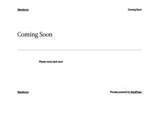 stansburys.co.uk screenshot
