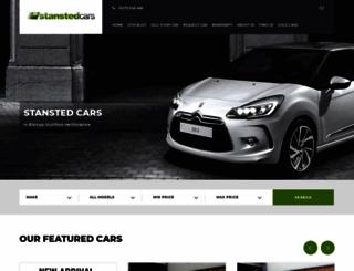 stanstedcars.co.uk screenshot