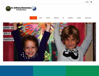stanthony.lbpsb.qc.ca screenshot