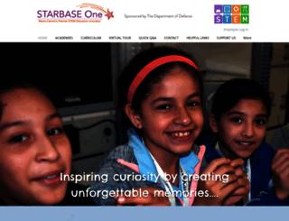 starbaseone.org screenshot
