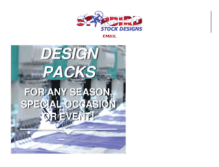 starbirdstockdesigns.com screenshot