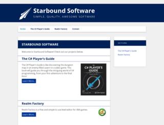 starboundsoftware.com screenshot