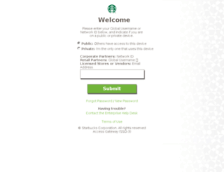 starbucks.plateau.com screenshot