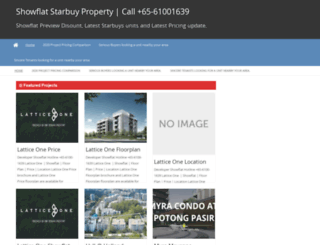 starbuyproperty.co screenshot