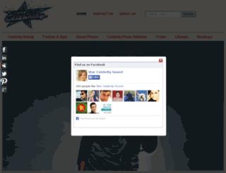starcelebritysound.com screenshot