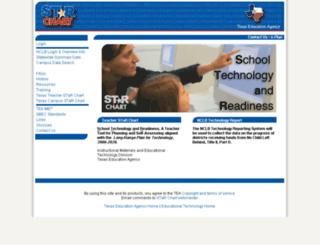 starchart.epsilen.com screenshot