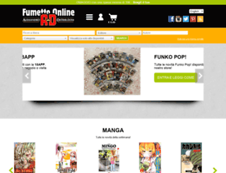 starcomics.fumetto-online.it screenshot