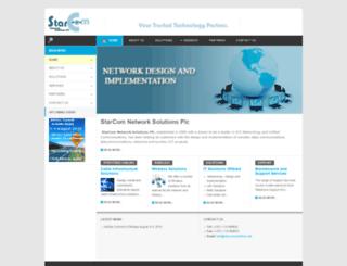 starcomsolutions.net screenshot