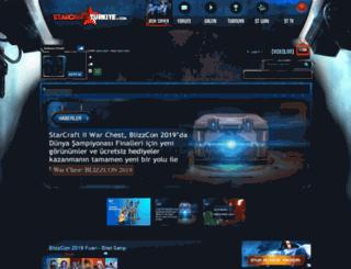 starcraftturkiye.com screenshot