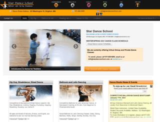 stardanceschool.com screenshot
