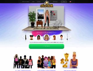 stardoll.com screenshot