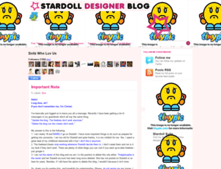 stardolldesigner.blogspot.com screenshot