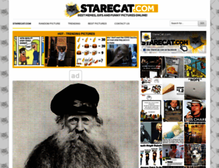 starecat.com screenshot