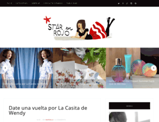 starenrojo.com screenshot