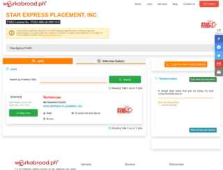 starexpress.workabroad.ph screenshot