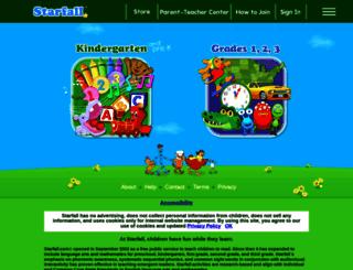 starfall2games.com screenshot