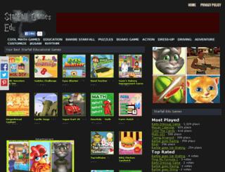starfalledugames.com screenshot