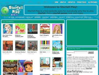 starfallplay.com screenshot
