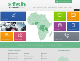 starfishmobile.com screenshot