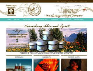starflower.com screenshot