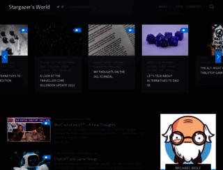 stargazersworld.com screenshot