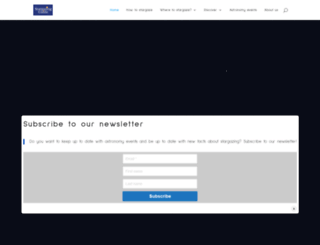 stargazingguide.com screenshot