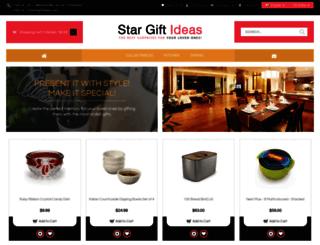 stargiftideas.com screenshot