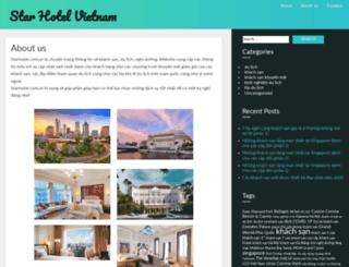starhotel.com.vn screenshot