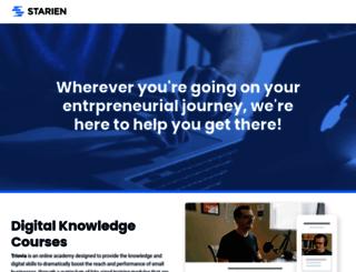starien.com screenshot