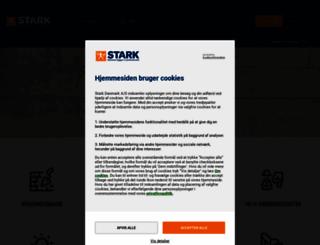stark.dk screenshot