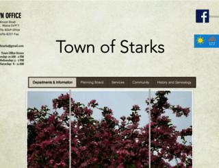starksme.com screenshot