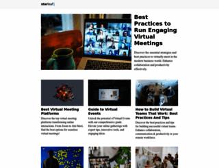 starleaf.com screenshot