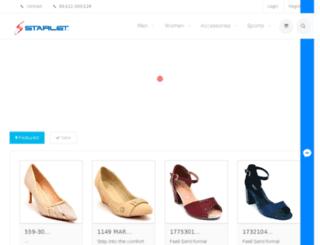 starlet.com.pk screenshot