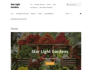 starlightgardensct.com screenshot